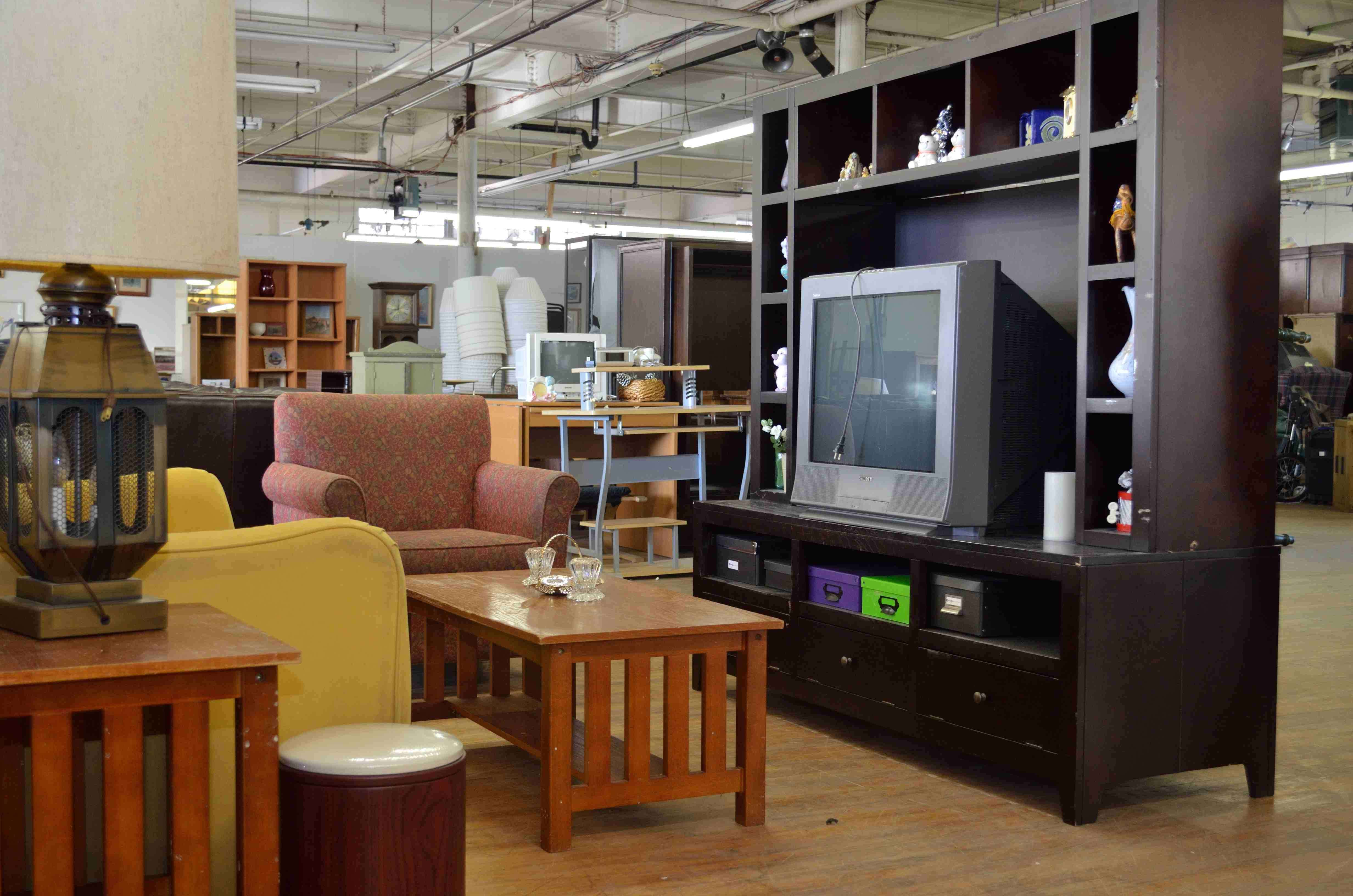 Mass Coalition For The Homeless Furniture Bank Celebrates 30 Years
